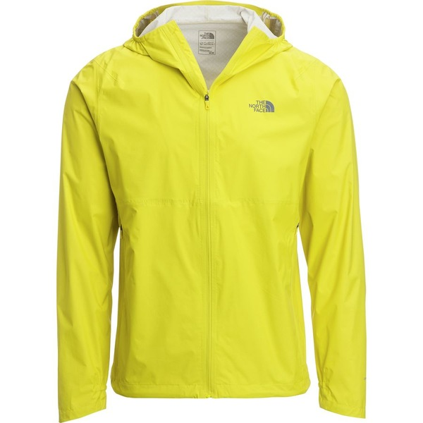 ノースフェイス メンズ フィットネス スポーツ The North Face Stormy Trail Hooded Jacket - Men's Acid Yellow