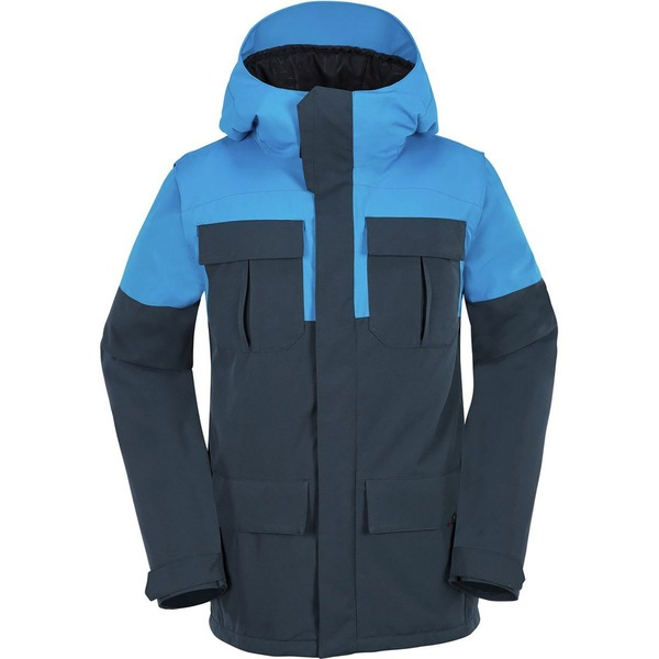 卸し売り購入 ボルコム メンズ スノーボード スポーツ Jacket Alternate Insulated Hooded - Jacket スポーツ - Men's Snow Vintage Navy, 優先配送:bb9aa22c --- psicologia153.dominiotemporario.com