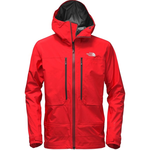 ノースフェイス メンズ スキー Red スポーツ - Summit L5 Summit GTX Pro Jacket - Men's Fiery Red, ANTOM SIDE:c8915014 --- sunward.msk.ru
