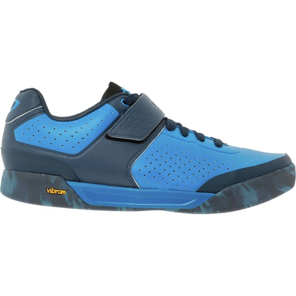 ジロ メンズ サイクリング スポーツ Chamber II Cycling Shoe - Men's Blue Jewel/Midnight
