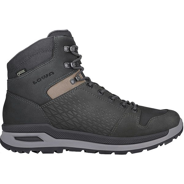 ロア メンズ ハイキング スポーツ Locarno GTX Mid Hiking Boot - Men's Anthracite
