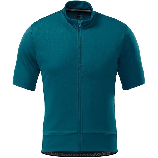キッツボウ メンズ サイクリング スポーツ Geysers' Road Bike Jersey - Short-Sleeve - Men's Marine/Kitsbleu