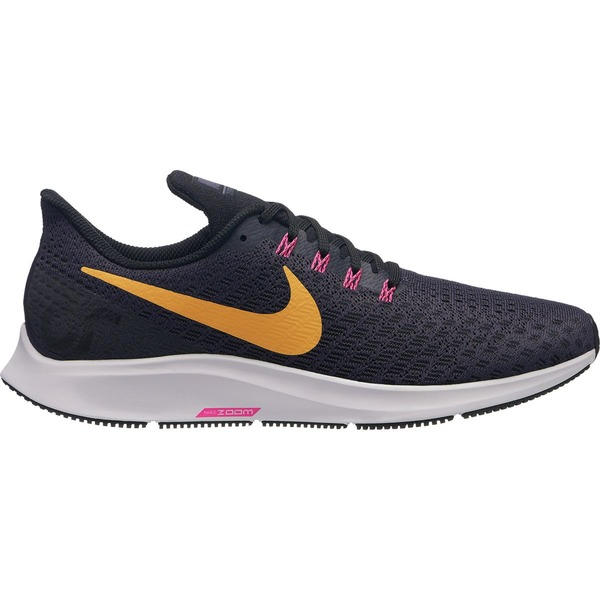 ナイキ メンズ ランニング スポーツ Air Zoom Pegasus 35 Running Shoe - Men's Gridiron/Laser Orange-Black-Pink Blast