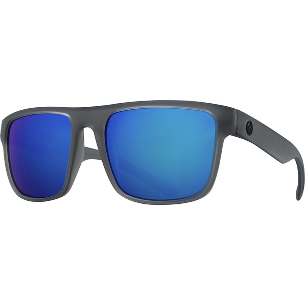 ドラゴン メンズ サングラス・アイウェア アクセサリー Inflector Floatable Polarized Sunglasses Matte Crystal Slate H2O/Blue Ion P2