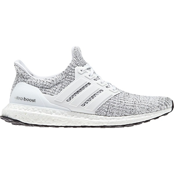 アディダス メンズ ランニング スポーツ Ultraboost 18 Running Shoe - Men's Non-dyed/Footwear White/Grey Six