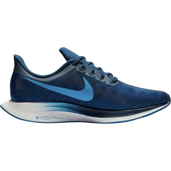 ナイキ メンズ ランニング スポーツ Zoom Pegasus 35 Turbo Running Shoe Indigo Force/Photo Blue-blue Void