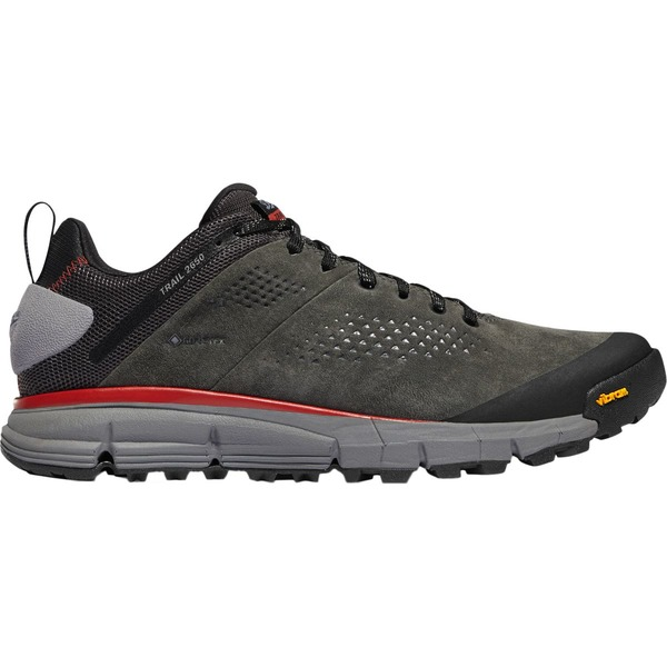 ダナー メンズ スニーカー シューズ Trail 2650 GTX Hiking Shoe - Men's Dark Gray/Brick Red