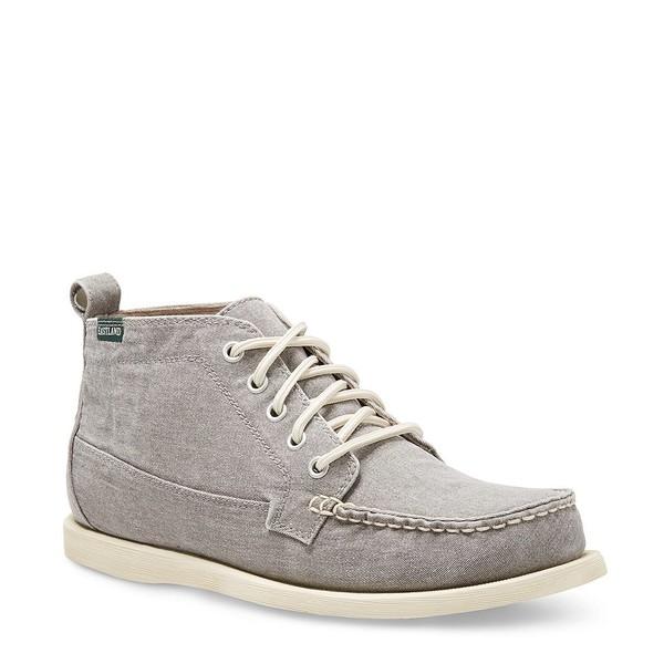 イーストランド メンズ ブーツ&レインブーツ シューズ Men's Seneca Chukka Boot Grey