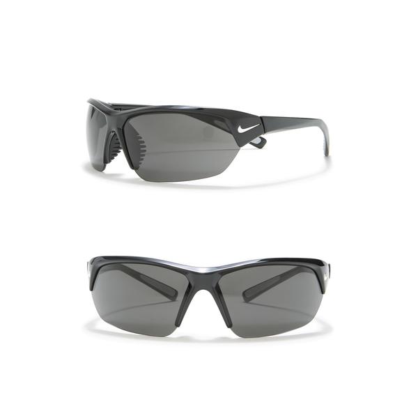ナイキ メンズ アクセサリー サングラス アイウェア ハイクオリティ BLACK 全商品無料サイズ交換 GREY お洒落 Skylon Ace Sunglasses 69mm