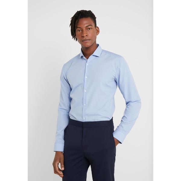 フューゴ 35%OFF メンズ トップス シャツ 完全送料無料 light pastel blue 全商品無料サイズ交換 SLIM EXTRA ERRIKO bazk0008 - shirt FIT Formal