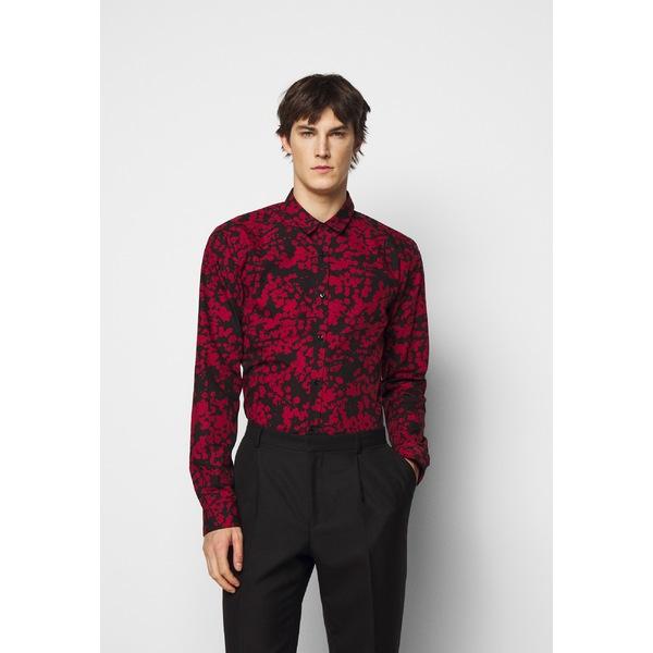 フューゴ メンズ トップス シャツ 有名な open pink bazk0008 shirt ERO Formal 高品質新品 - 全商品無料サイズ交換