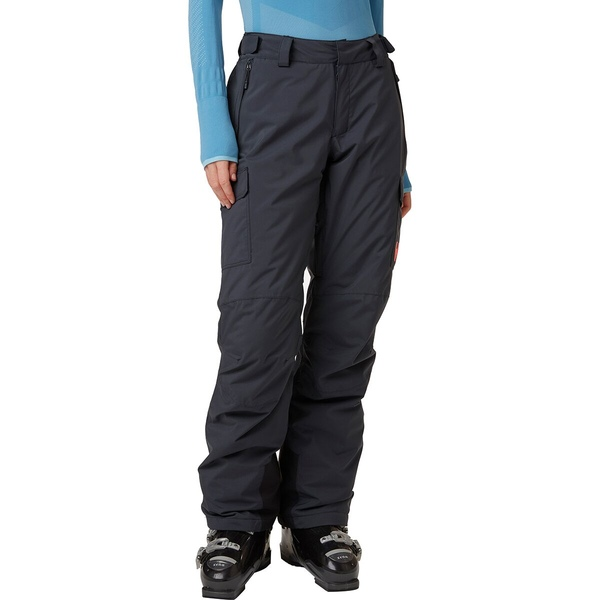ヘリーハンセン レディース スポーツ セットアップ スキー Slate 出色 全商品無料サイズ交換 Switch Women's - Cargo Insulated Pant