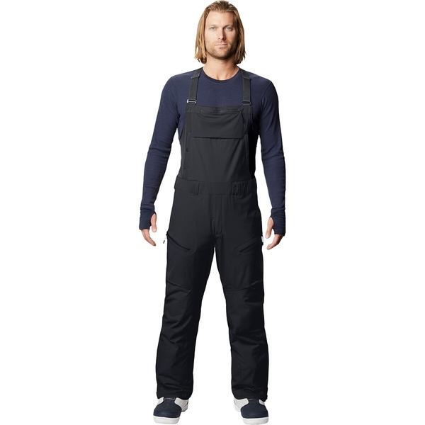 マウンテンハードウェア メンズ スポーツ スキー Black 2 Pant Bib Men's 全商品無料サイズ交換 現金特価 - Firefall 買取