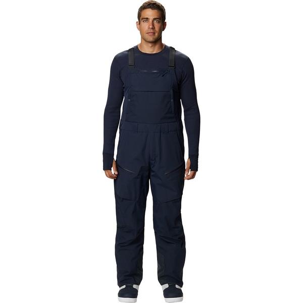 マウンテンハードウェア メンズ スポーツ スキー Dark Zinc Pant - 大注目 Firefall Bib 人気急上昇 全商品無料サイズ交換 Men's