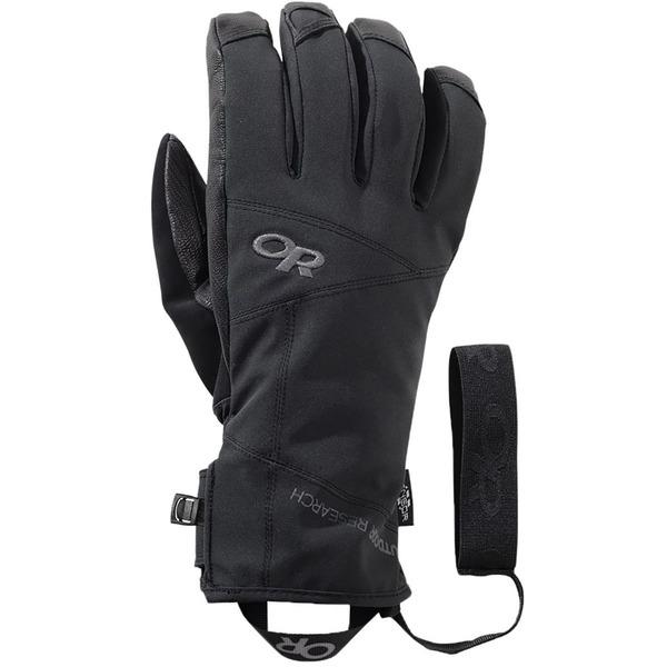 アウトドアリサーチ メンズ 手袋 アクセサリー Illuminator Sensor Glove - Men's Black