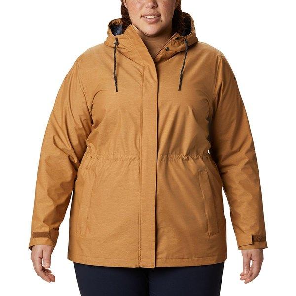 コロンビア レディース ジャケット&ブルゾン アウター Norwalk Mountain Jacket - Women's Light Elk Heather