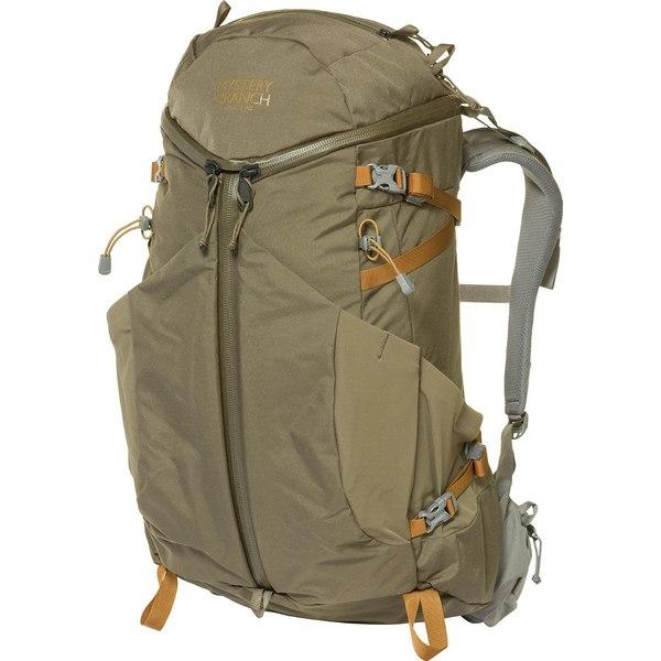ミステリーランチ レディース バックパック・リュックサック バッグ Coulee 40L Backpack Wood