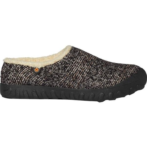 ボグス レディース スニーカー シューズ B-Moc Slip-On Woven Shoe Black Multi