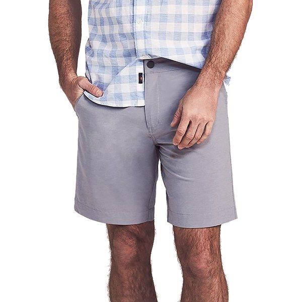 ファエティ メンズ ハーフ&ショーツ ボトムス All Day Short - Men's Ice Grey