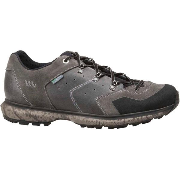 ハンワグ メンズ スニーカー シューズ Tarso Low ES Hiking Shoe - Men's Asphalt/Black