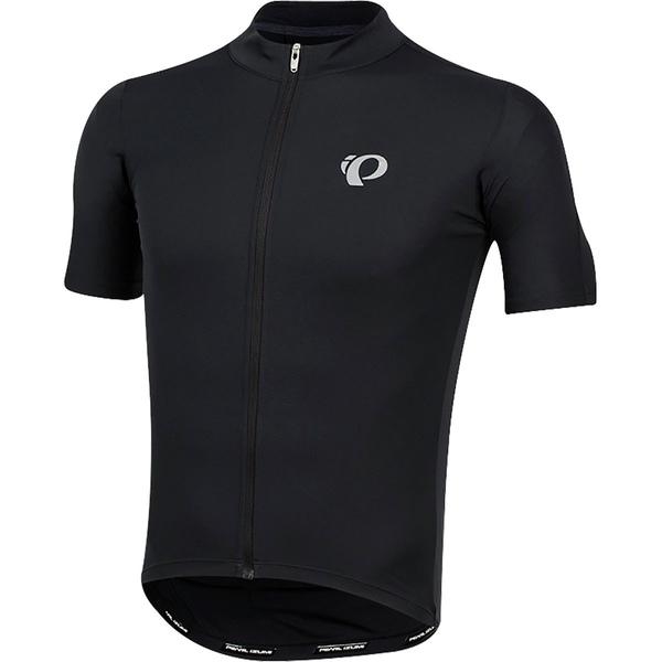 パールイズミ メンズ サイクリング スポーツ SELECT Pursuit Short-Sleeve Jersey - Men's Black