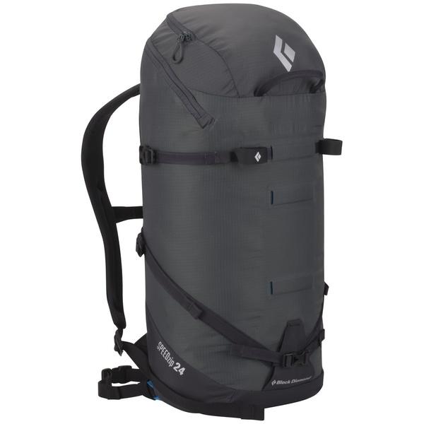 ブラックダイヤモンド メンズ バックパック・リュックサック バッグ Speed Zip 24L Backpack Graphite