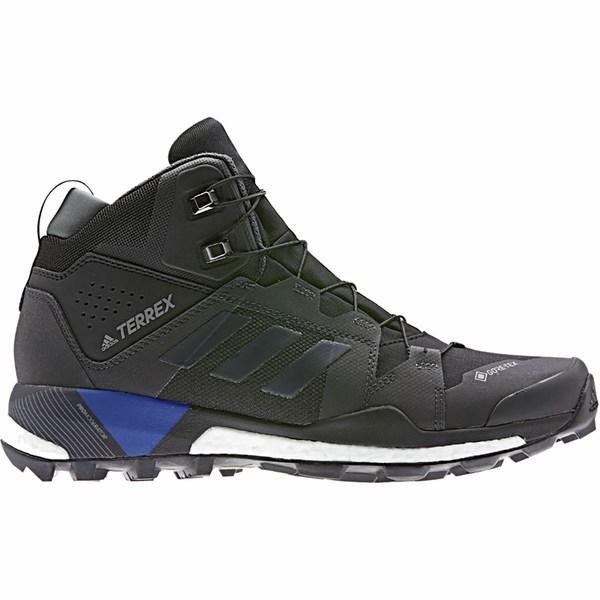 アディダス アウトドア メンズ ハイキング スポーツ Terrex Skychaser XT GTX Mid Hiking Boot - Men's Black/Grey Five/Col Royal