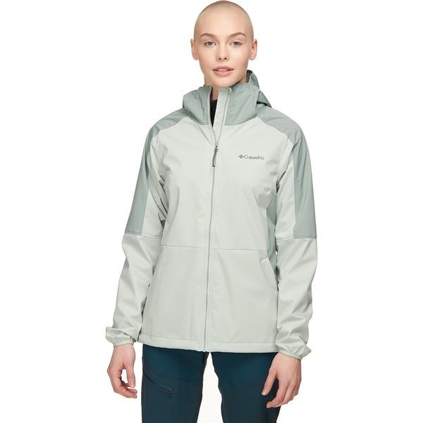 コロンビア レディース ジャケット&ブルゾン アウター Mystic Trail Jacket - Women's Cool Green/Light Lichen