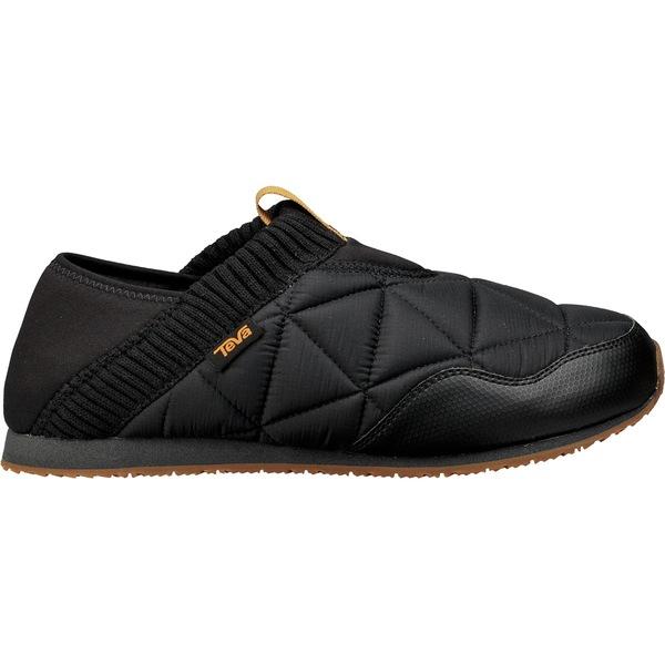 テバ メンズ スニーカー シューズ Ember Moc Shoe - Men's Black