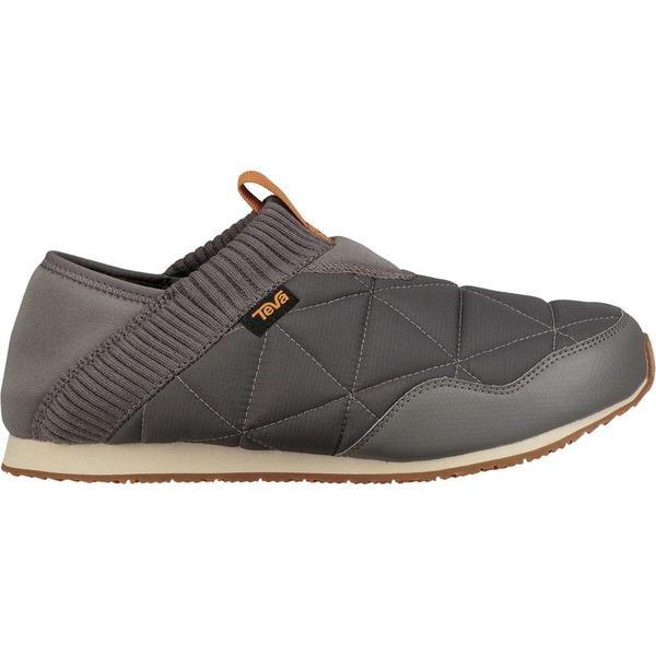 テバ メンズ スニーカー シューズ Ember Moc Shoe - Men's Charcoal Grey