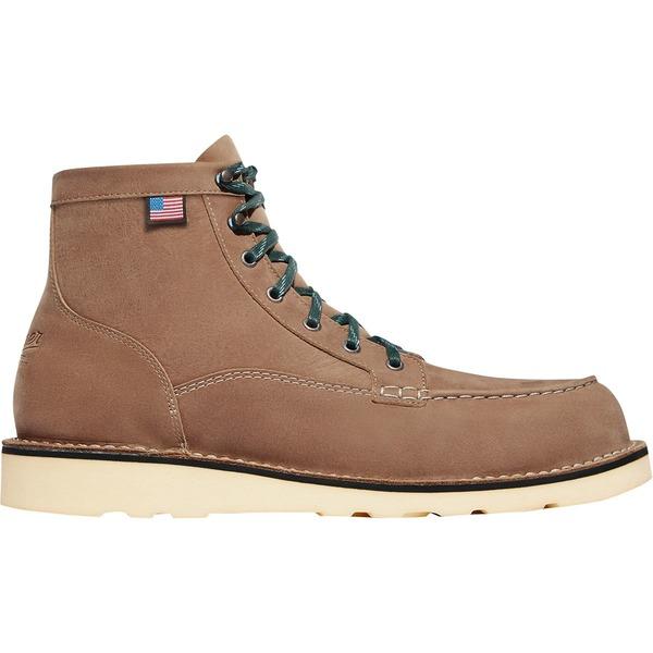 ダナー メンズ ブーツ&レインブーツ シューズ Bull Run Lux Boot - Men's Burro Brown