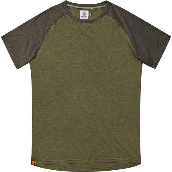 フライロー メンズ シャツ トップス Nash Shirt - Men's Kombu/Pine