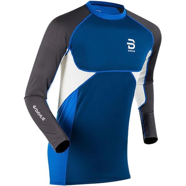 ビョーンダエリー メンズ Tシャツ トップス Training Tech Long-Sleeve Top - Men's Estate Blue