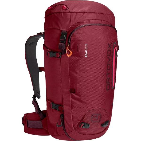 オルトボックス メンズ バックパック・リュックサック バッグ Peak 32L S Backpack Dark Blood