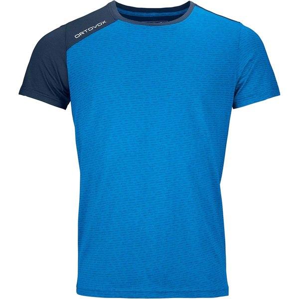 オルトボックス メンズ シャツ トップス 120 Tec T-Shirt - Men's Safety Blue