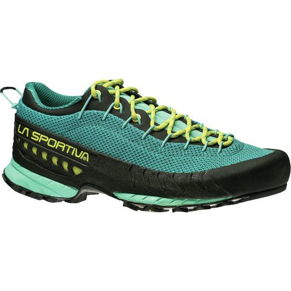 ラスポルティバ レディース スニーカー シューズ TX3 Approach Shoe - Women's Emerald/Mint