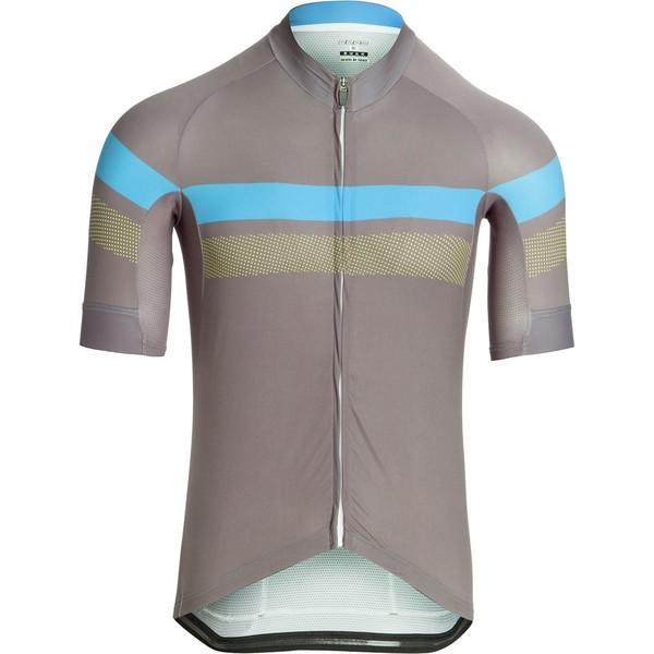 カポ メンズ サイクリング スポーツ SC Jersey - Men's Grey/Blue