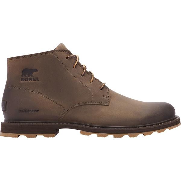 ソレル メンズ ブーツ&レインブーツ シューズ Madson Chukka Waterproof Boot - Men's Major/Cordovan