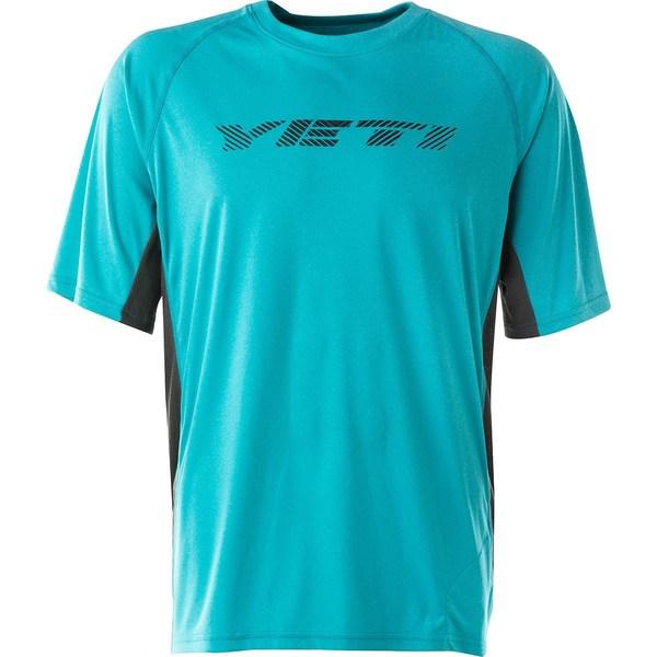 イエティ サイクル メンズ サイクリング スポーツ Tolland Short-Sleeve Jersey - Men's Turquoise