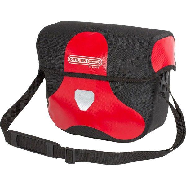 オルトリーブ レディース サイクリング スポーツ Ultimate 6 Classic Handlebar Bag Red/Black, M