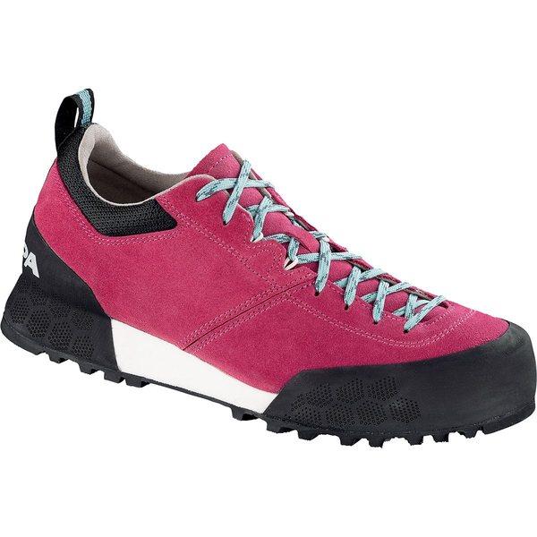 スカルパ レディース スニーカー シューズ Kalipe Approach Shoe - Women's Red Rose/Jade
