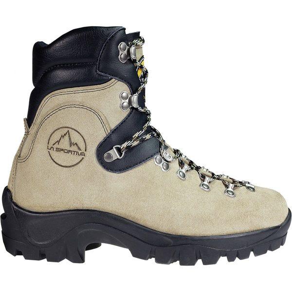ラスポルティバ メンズ ハイキング スポーツ Glacier WLF Mountaineering Boot - Men's Tan