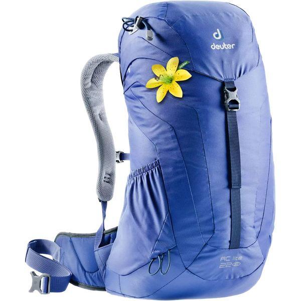 ドイター レディース バックパック・リュックサック バッグ AC Lite 22 SL BackpackWomen's IndigoAq3jL45R