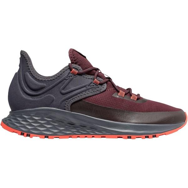 ニューバランス メンズ スニーカー シューズ Fresh Foam Roav Trail Shoe - Men's Henna/Outerspace