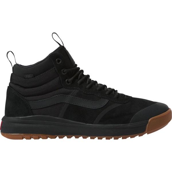 バンズ メンズ ブーツ&レインブーツ シューズ Ultrarange Hi DlL MTE Boot - Men's (mte) Black/Black [llt]