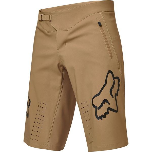 フォックスレーシング メンズ サイクリング スポーツ Defend Short - Men's Khaki