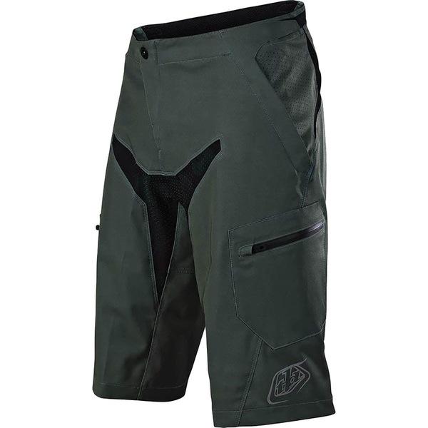 トロイリーデザイン メンズ スポーツ ファッション通販 サイクリング Green 値下げ Black Short Men's Moto 全商品無料サイズ交換 -