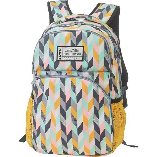カブー レディース トートバッグ バッグ Packwood Backpack Chevron Sketch