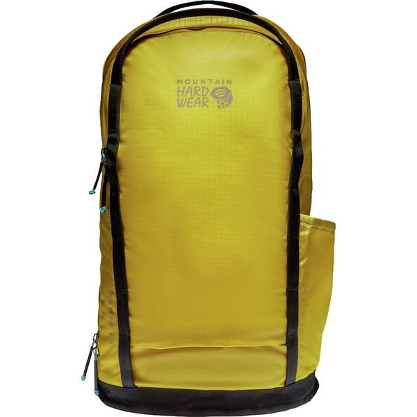 マウンテンハードウェア メンズ バックパック・リュックサック バッグ Camp 4 28 Backpack Citron Sun