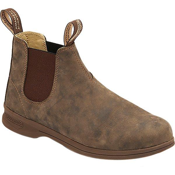 ブランドストーン メンズ ブーツ&レインブーツ シューズ Active Series Mid Cut Leather Boot - Men's Rustic Brown
